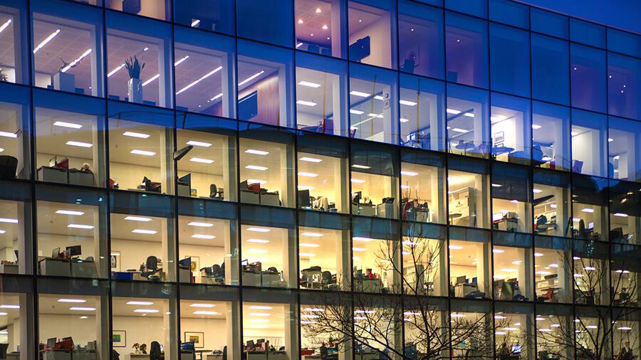 La gestion des immeubles de bureaux